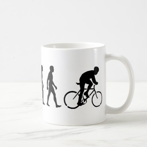 Bike Revolution Coffee Mug