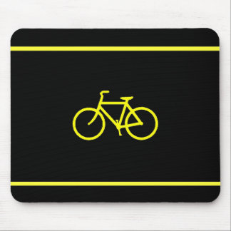 Bike ride for your mouse mouse mat
