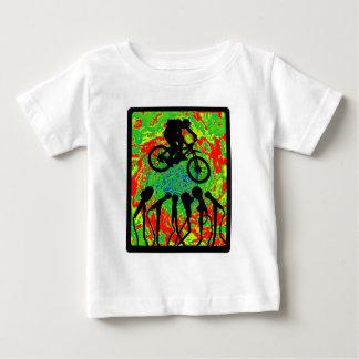 Bike Slot Canyoned T-shirts