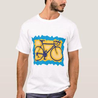 Bike Symbol Mens T-Shirt