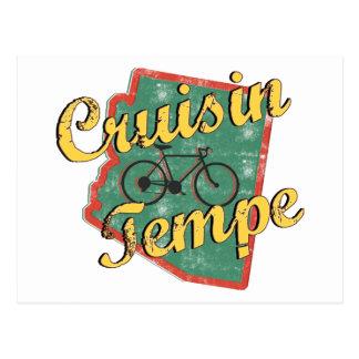 Bike Tempe Bicycle Arizona Postcard