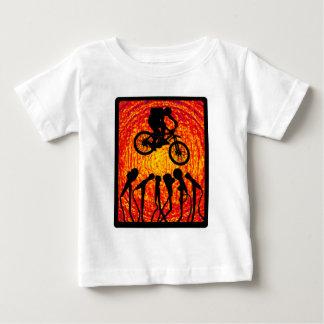 Bike the Transporter Baby T-Shirt