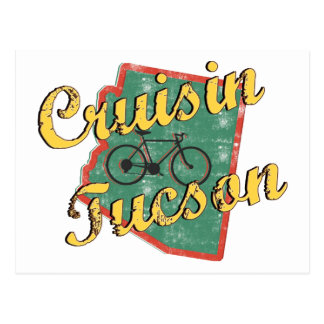 Bike Tucson Bicycle Arizona Postcards
