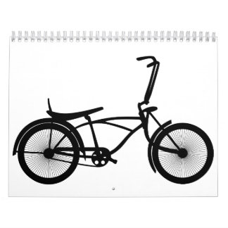bike wall calendars