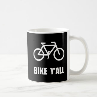 Bike Yall Coffee Mug