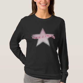 Biker and Proud - Star Collection T-Shirt