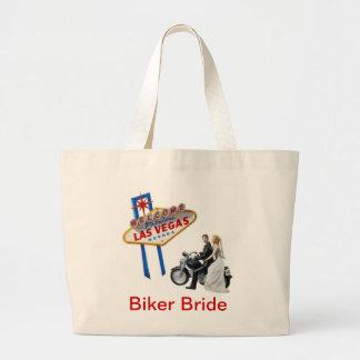 Biker Bride Las Vegas Bag