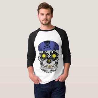 Biker Candy Skull Shirt