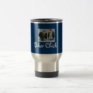 Biker Chicks Travel Mug