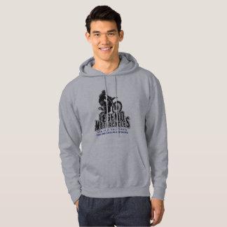 #biker hoodie
