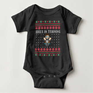 Biker In Training Ugly Christmas Sweater