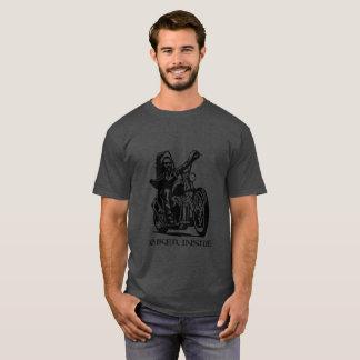 Biker Inside T-Shirt