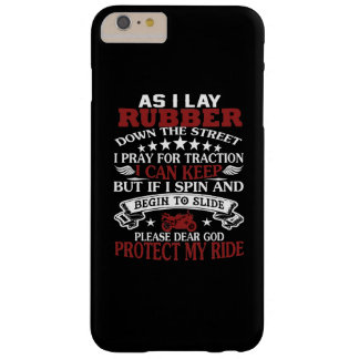BIKER PRAYER BARELY THERE iPhone 6 PLUS CASE