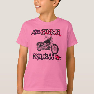 Biker Princess Kids' Tee
