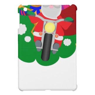 Biker Santa iPad Mini Case