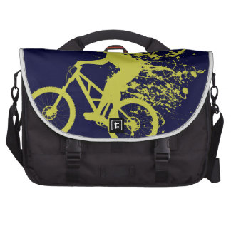 Biker splash laptop bags