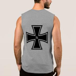 Biker Style NA Narcotics Anonymous Sleeveless Shirts