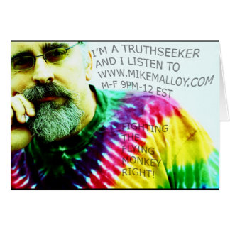 BIKER TRUTHSEEKER CARD