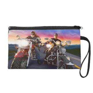 Bikers 1 Wristlets Bag