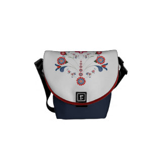 Bikers bag messenger bag