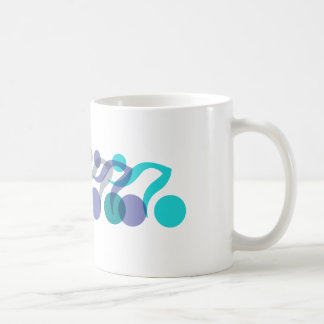 Bikers cool logo coffee mugs