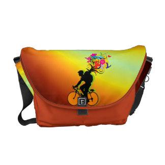 Bikers Nature Pack 1 Messenger Bag