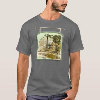 Bikers Tavern Pub Sign T-Shirt