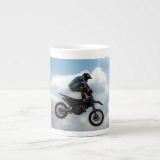Biker's Tea Cup