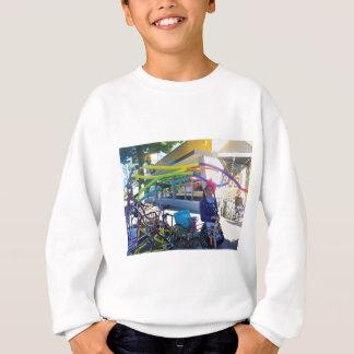 Bikes, Balloons and brews Sweatshirt
