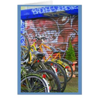 Bikes Card