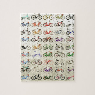 Bikes Jigsaw Puzzles