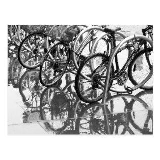 Bikes Postcard
