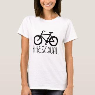 Bikesexual Cycling Cyclist T Shirt