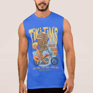 Bikin' Bikini BBQ Sleeveless Shirt