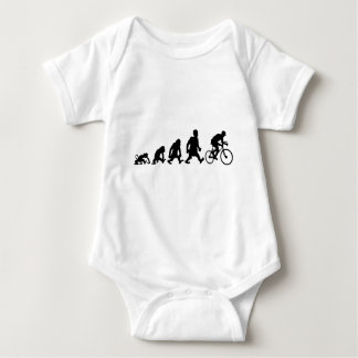 biking baby bodysuit