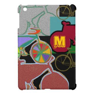 biking, bikers , bike, initial iPad mini covers