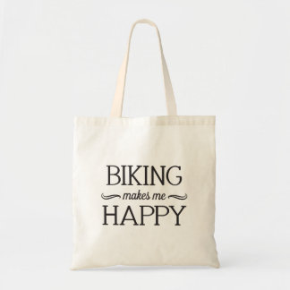 Biking Happy Bag - Assorted Styles & Colors