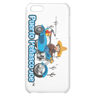 Biking in Mexico Cover For iPhone 5C