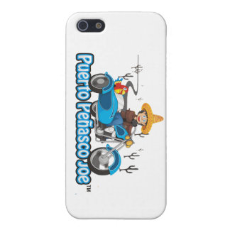 Biking in Mexico iPhone 5 Cases
