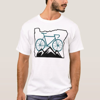 Biking Oregon T-Shirt