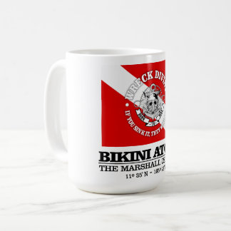 Bikini Atoll (best wrecks) Coffee Mug
