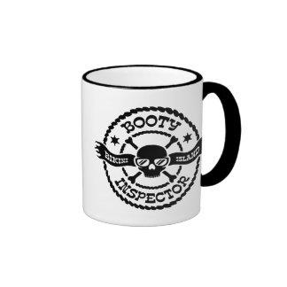 Bikini Island Booty Inspector Mug