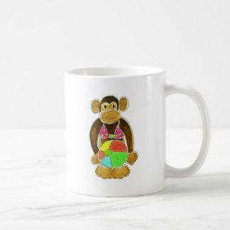 Bikini Monkey Coffee Mug