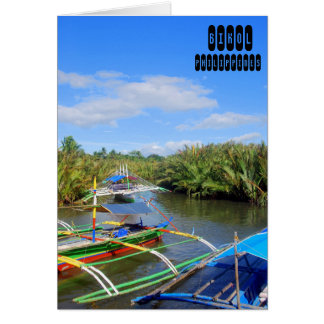 Bikol Philippines Card