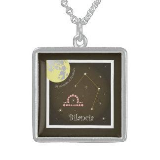 Bilancia 24 settembre Al 23 ottobre necklace