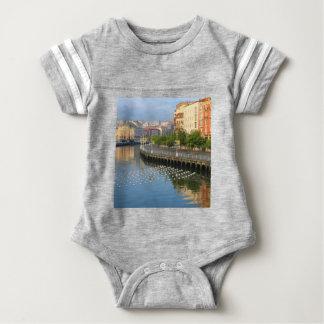 Bilbao, Basque Spain Baby Bodysuit