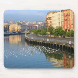 Bilbao, Basque Spain Mouse Pad