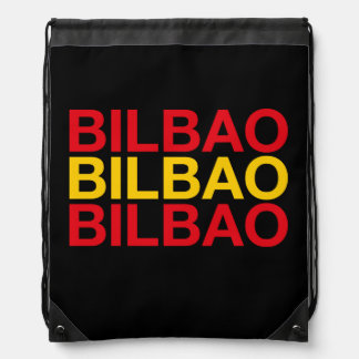 BILBAO DRAWSTRING BAG