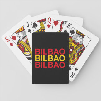 BILBAO PLAYING CARDS