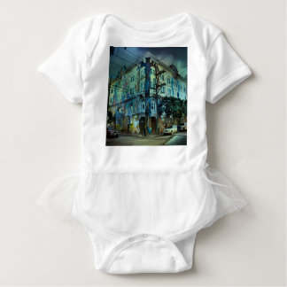 Bilding san francisco baby bodysuit